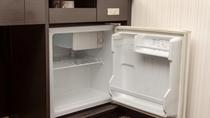 省エネスイッチ付き冷蔵庫
