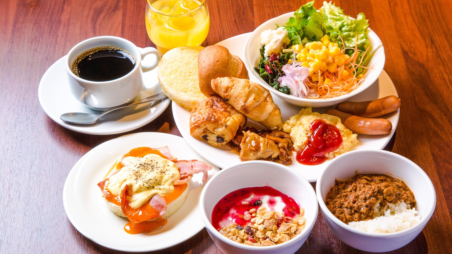 朝食イメージ 洋
