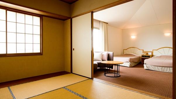 【禁煙】特別室/和洋室(バス・トイレ付)