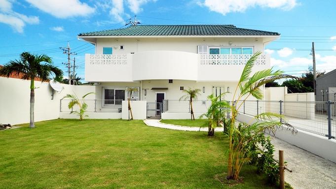 【広々ガーデン付別館】南の島で過ごせる贅沢な空間(エコ連泊)※2泊以上