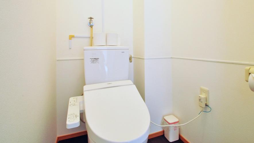 【別館1Fルーム】洗浄機付トイレ
