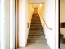 【階段】2Fへの階段