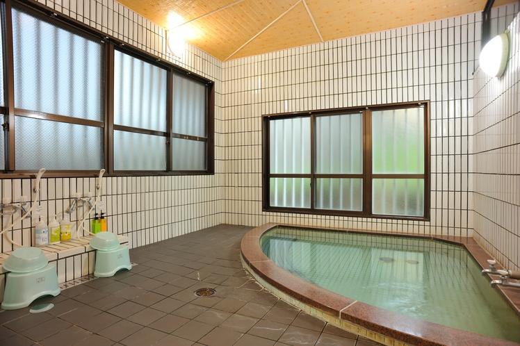 梶ヶ森の霊水風呂