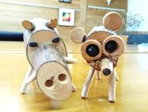 木工キット ~動物シリーズの一例~