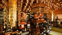 *【大師堂】京都市長賞を受賞した愛染明王も安置されています