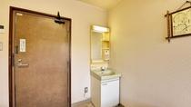 *【客室一例】新館ツインの洗面台