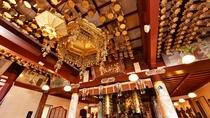 *【大師堂】京都大仏師・松本慶師作の仏像が祀られています