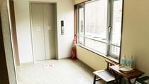 *【館内一例】新館のエレベーター