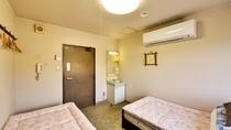 *【客室一例】新館ツイン(バス・トイレなし)
