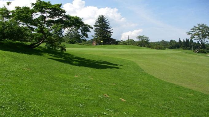 【手ぶらでゴルフ】クラブ郵送代2千円バック!送迎付・妙高カントリークラブでプレー!朝食無料の特典付