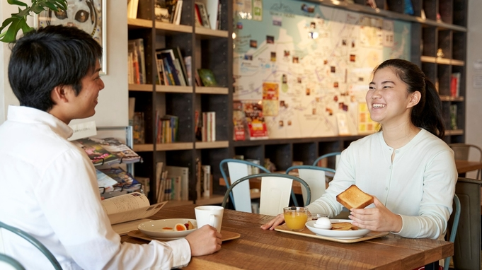 【朝食付きプラン】パリ発祥『LIBERTE』のパンを使用した朝食セット<8:00〜10:00>