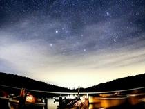 白駒の池の星空