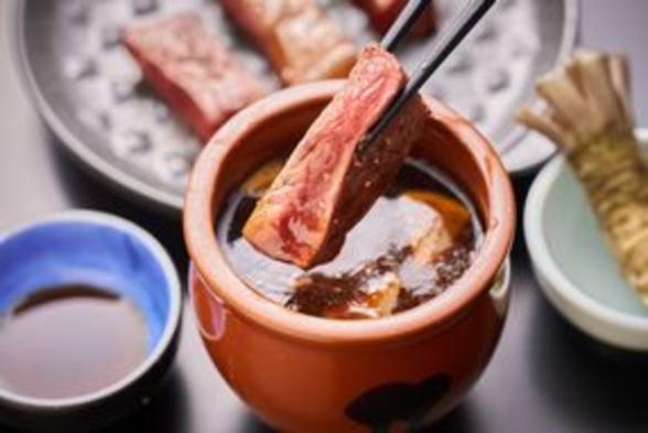 【今だけ!6月限定オトク旅】広島ブランドを食べ尽くせ「クロダイ御膳+峠下牛70gステーキ」+飲み放題
