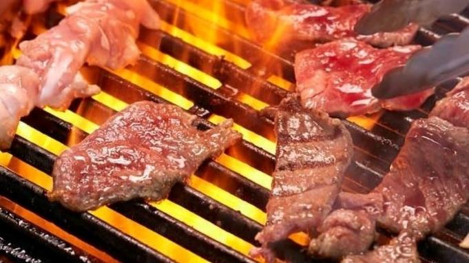 【自然と♪あ・そ・ぼ】1泊3食・手ぶら DE BBQ!プール入園券&桟敷席付きプラン【1日3組限定】