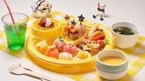幼児夕食、チャイルドプレート