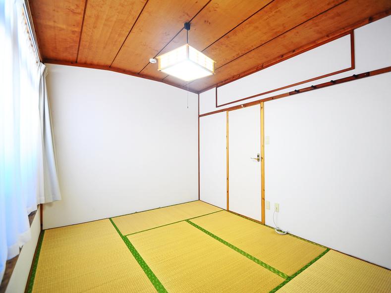 【客室】和室6畳(縁側なし)