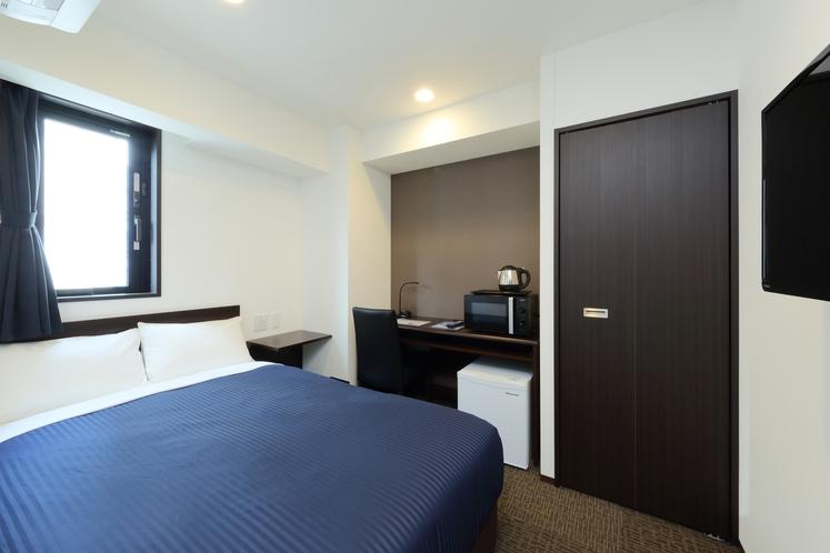 全室シモンズベッド採用!当ホテル自慢の客室です。