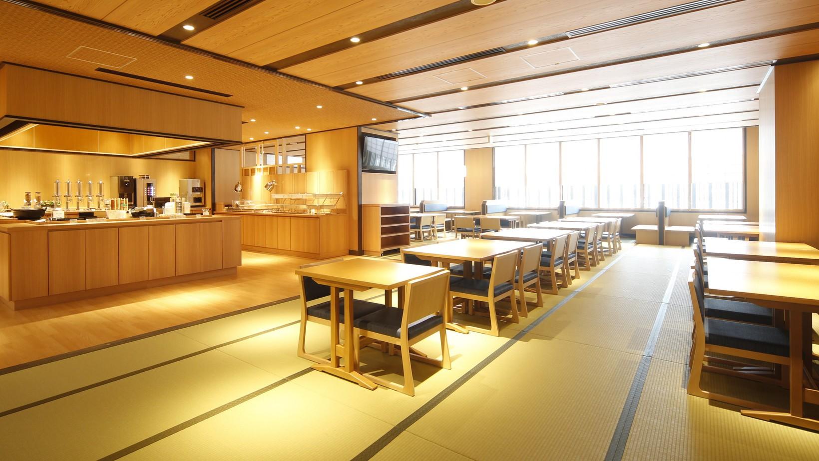 ◆朝食会場◆営業時間6:30〜9:30(最終入店9:00)