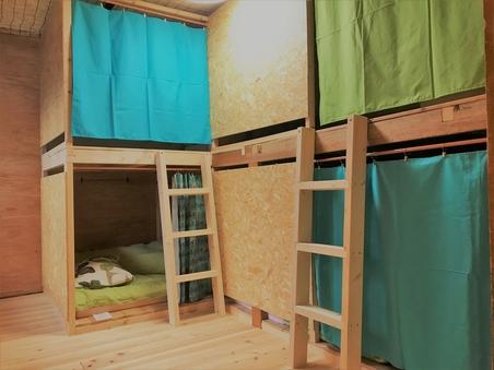 type3 4名個室 2段ベッド×2