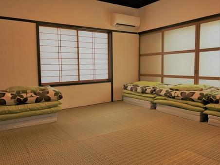 type-1 3〜4名個室 8畳和室