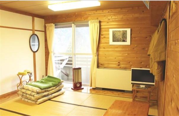 【素泊まりプラン】村唯一の宿泊施設!教室タイプのお部屋はサイクル合宿、クラブ活動の合宿にもオススメ
