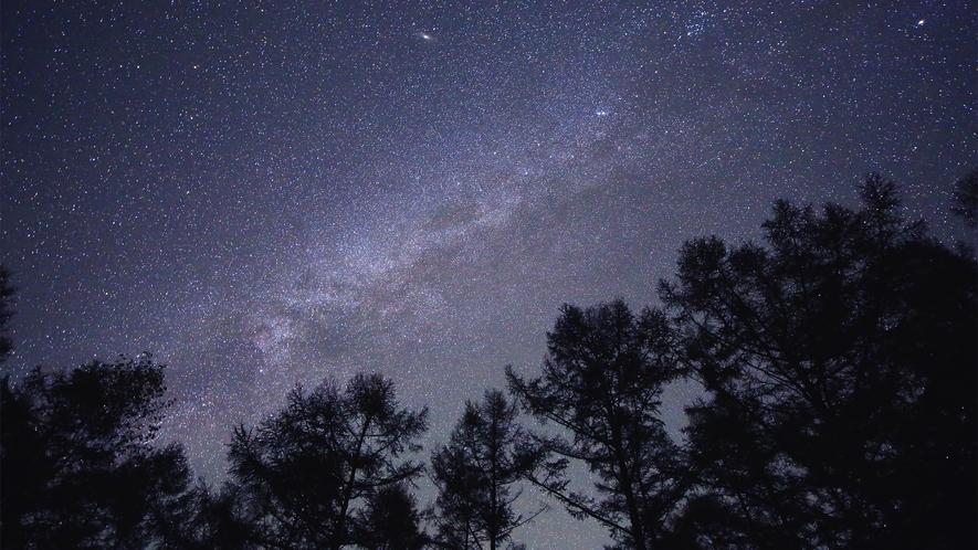 *【周辺観光】スターオーシャン八ヶ岳は、八ヶ岳の星空をナビゲーターがご案内する星空観察ツアーです。