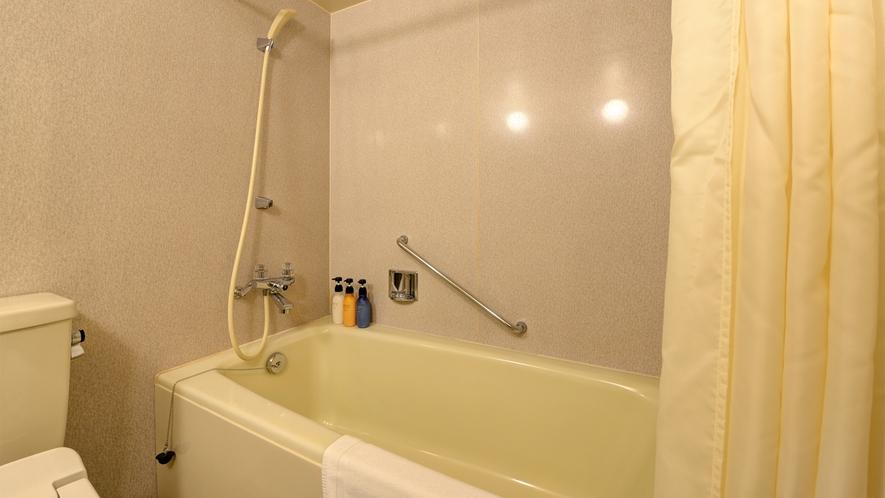 *【洋室30~36平米(バス付/洗浄機付トイレ)】ユニットバスをご用意しております。
