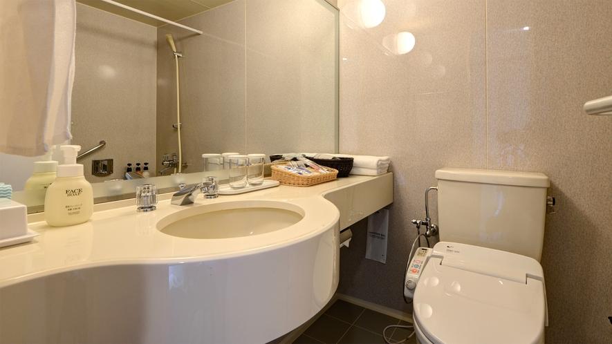*【洋室30~36平米(バス付/洗浄機付トイレ)】全室洗浄機付トイレをご用意しております。