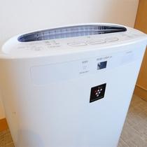 *【加湿空気清浄器 一例】全室にご用意しております。客室では無料でWi-Fiもご利用いただけます。