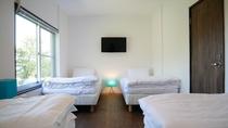 4ベッドルーム全景