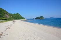 姫ヶ浜ビーチ