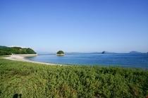 大串海岸ビーチ