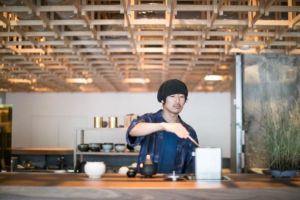 【ワンドリンク付】お抹茶でひと休み♪喫茶去プラン - 朝食付き