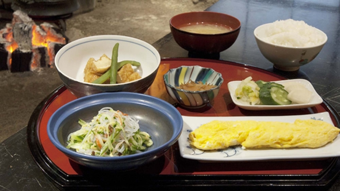 【朝食付き】一日の始まりに、人気の和定食を堪能