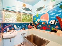 ・共同バスルーム