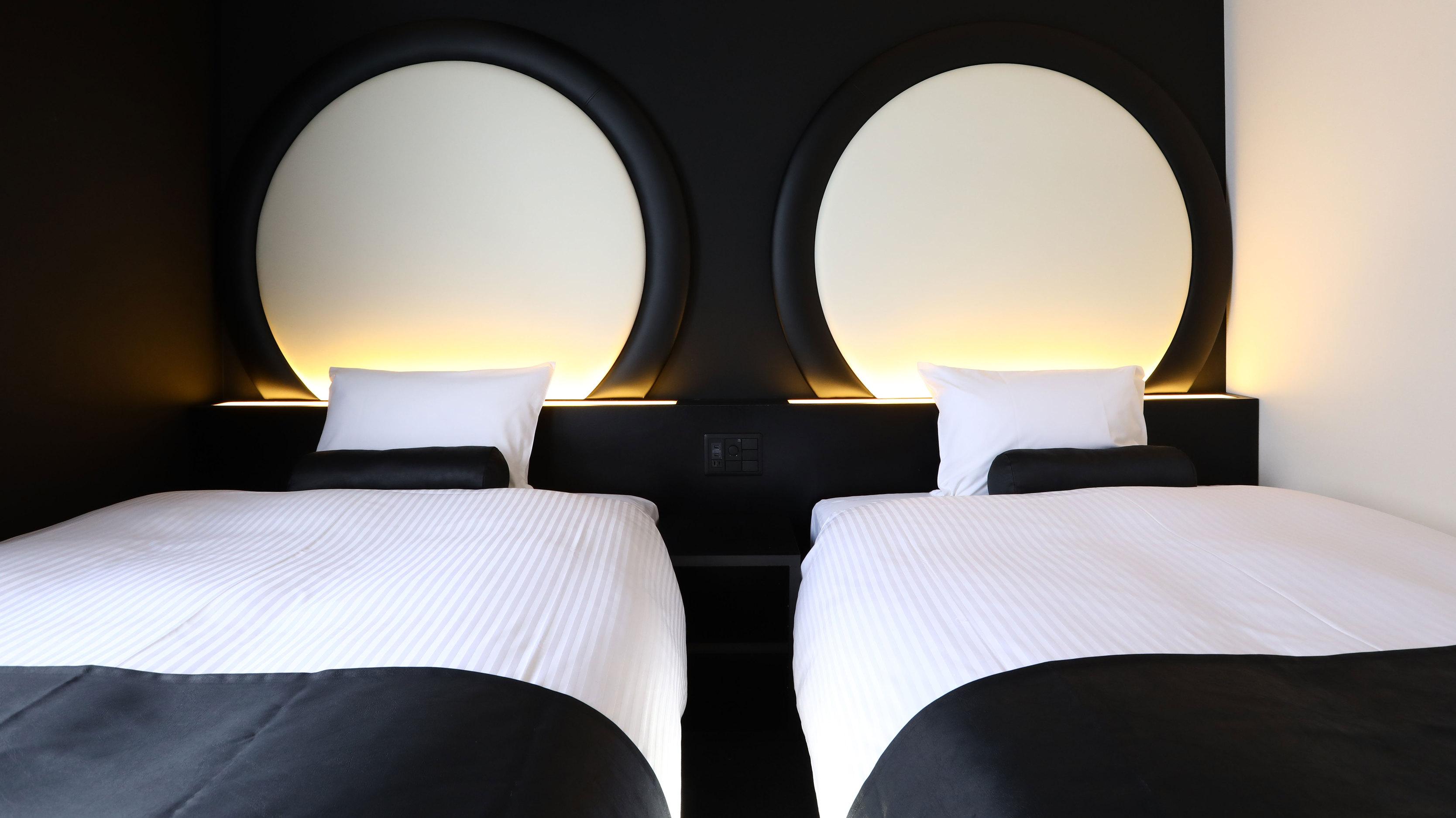 Twin Bed Room(9F10F JORDAN)