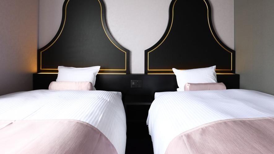 Twin Bed Room(13F&14F GATSBY)