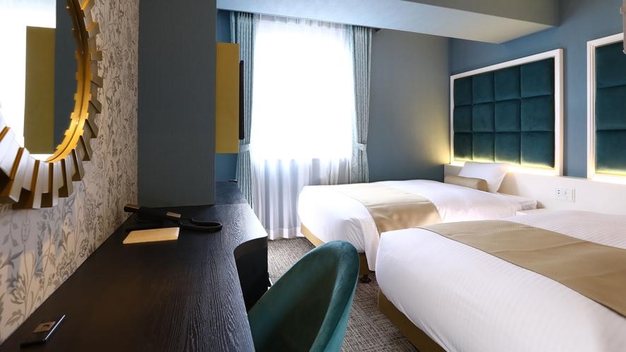 Twin Bed Room(5F&6F NICK)