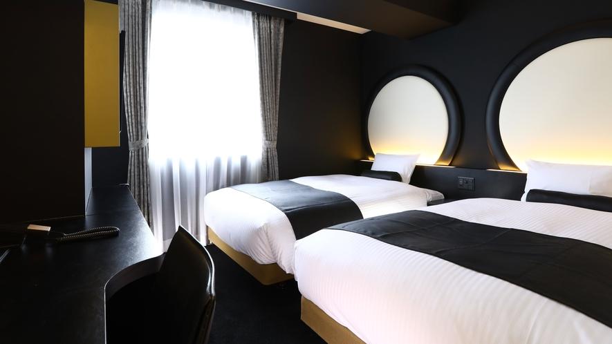 Twin Bed Room(9F&10F JORDAN)