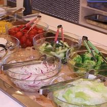 ビタミン☆ミネラルたっーぷり♪新鮮野菜サラダ