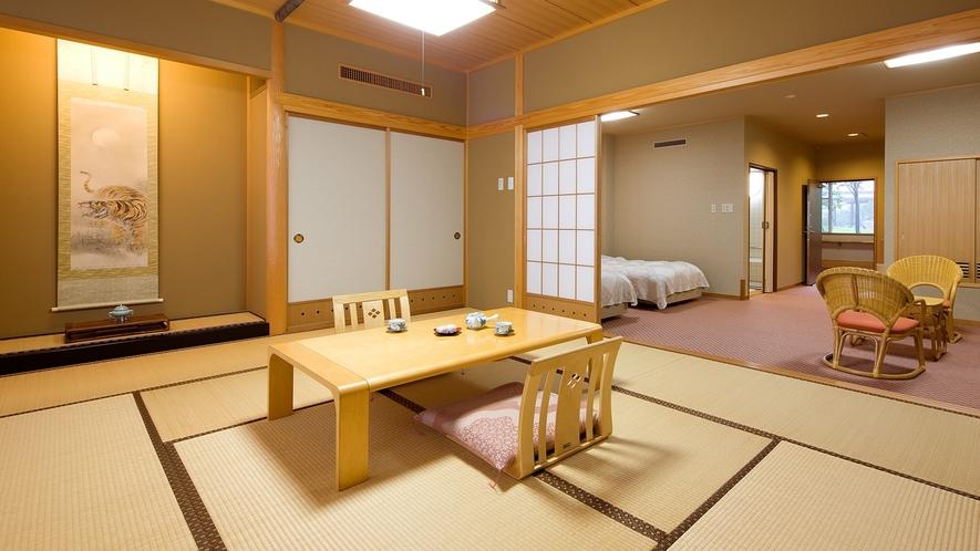 別館 豊翠閣 *・゜☆゜・*:.。.特別室10畳+ベット2つ≪和洋室≫ *・゜☆゜・*:.。