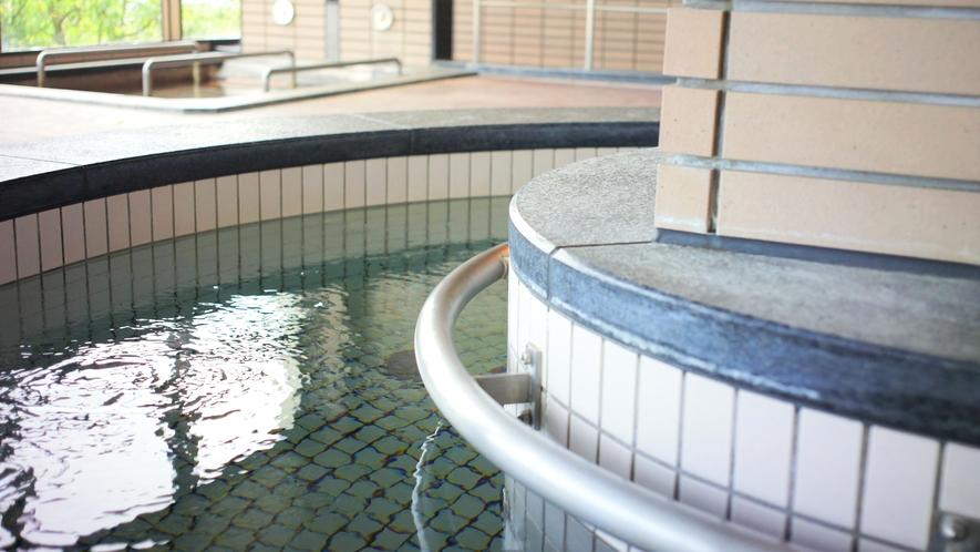 軽く運動も出来る♪ ☆〜円形風呂〜☆