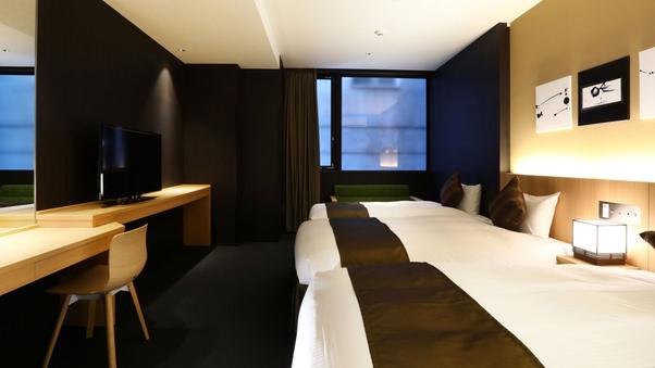 【全室禁煙】トリプル/ベッド幅120cm×2台+EXベッド