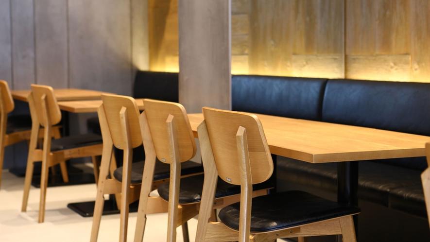 朝食会場スペース