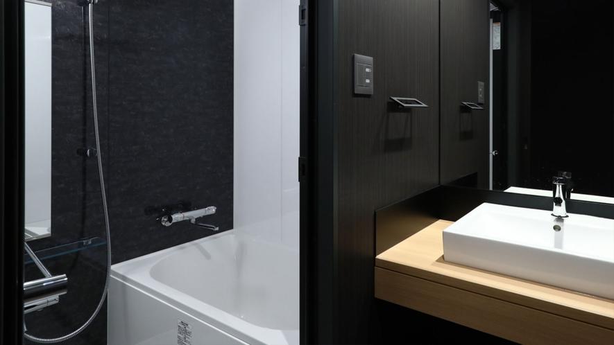 バスルーム(デラックスツインルーム)