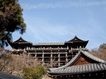 清水寺(ホテルより徒歩・バス約40分)