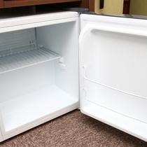客室~冷蔵庫