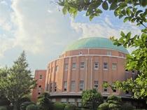 東京国立博物館(ホテルより徒歩20分