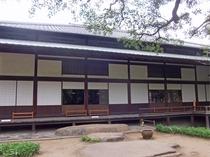 旧岩崎邸庭園(ホテルより徒歩21分