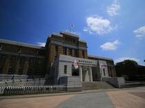 国立科学博物館(ホテルより徒歩15分)